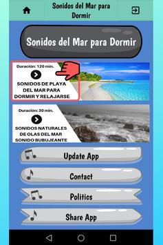 Sonidos del Mar para Dormir, para celular gratis poster