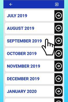 Best Thailand Calendar 2019 for Cell Phone screenshot 6