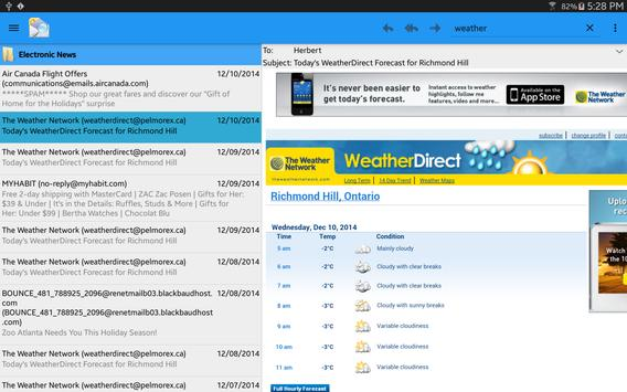 OlMail Reader screenshot 6