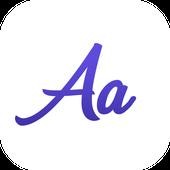 Fonts Keyboard icon