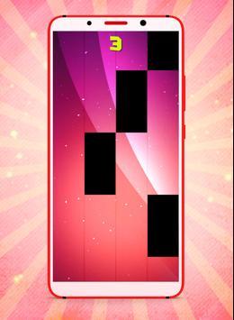 Moha La Squale Ma belle Fancy Piano Tiles screenshot 1