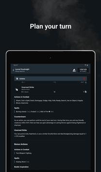 D&D Beyond Player Tools - mobile character sheets screenshot 19