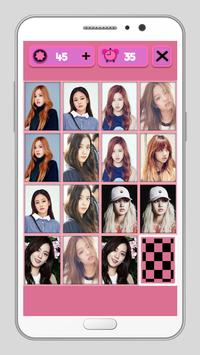BLACKPINK Matching Game screenshot 3
