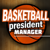 Basketball President Manager icon