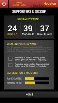 Basketball President Manager screenshot 19