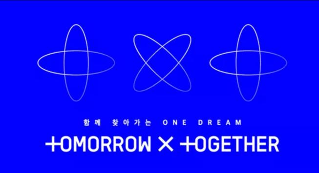 TXT - TOMORROW X TOGETHER Wallpaper poster