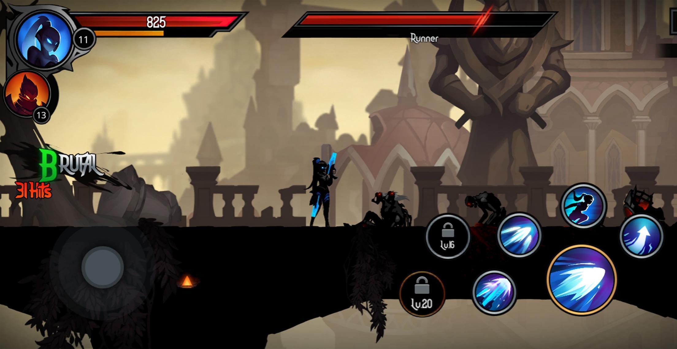 Shadow Knight para Android - APK Baixar