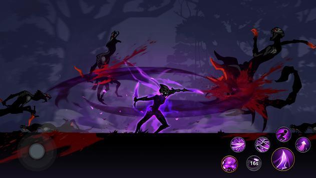 Shadow Knight Premium: Ninja Warriors Fighting syot layar 2