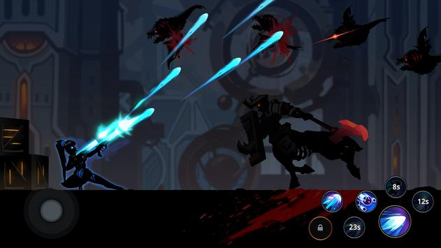 Shadow Knight Premium: Phiêu lưu tử thần ảnh chụp màn hình 3