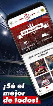 Fanaliga - for real football fans! poster
