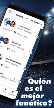 Fanaliga - for real football fans! screenshot 4