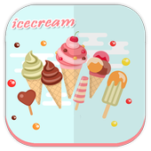 Icecream Recipes icon