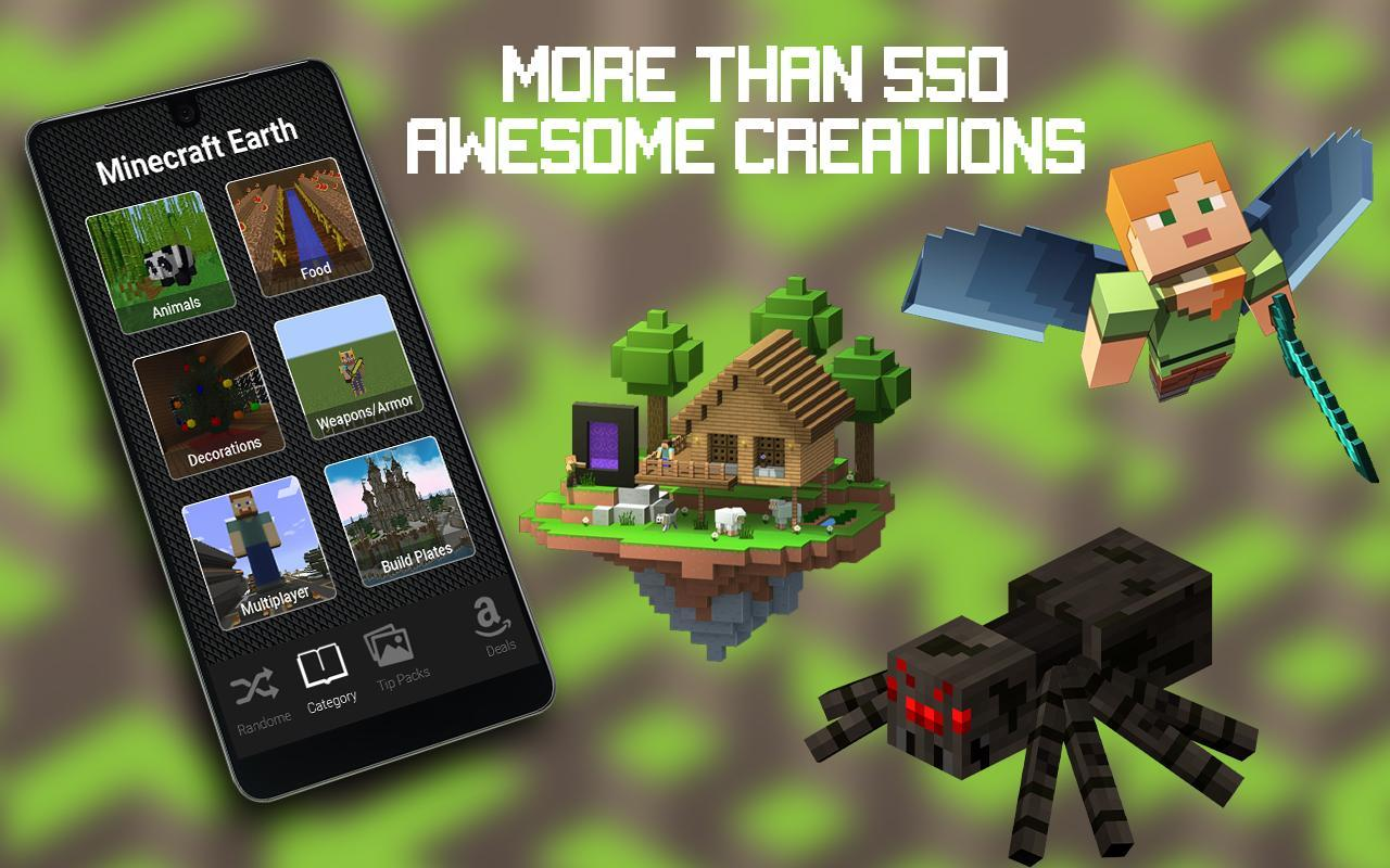 Game Tips Minecraft Earth Edition For Android Apk Download