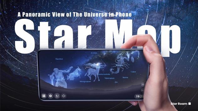 Star Roam الملصق