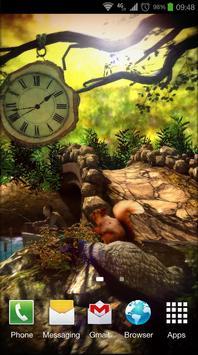 Fantasy Forest 3D Pro lwp screenshot 7