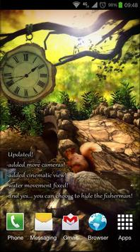 Fantasy Forest 3D Pro lwp poster