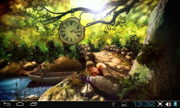 Fantasy Forest 3D Pro lwp screenshot 11