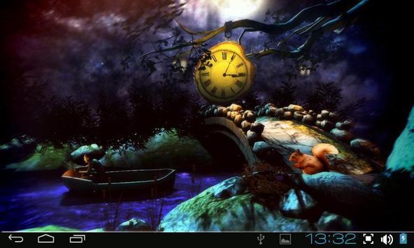 Fantasy Forest 3D Pro lwp screenshot 12
