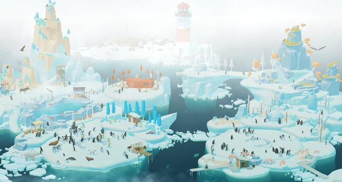 Penguin Isle تصوير الشاشة 6