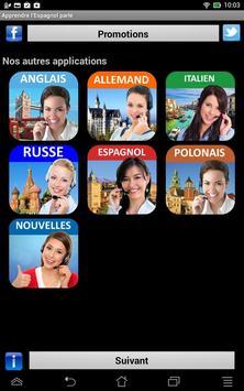 Apprendre l'Espagnol parlé screenshot 12