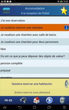 Apprendre l'Espagnol parlé screenshot 1