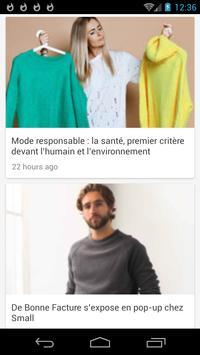 fashion news screenshot 1