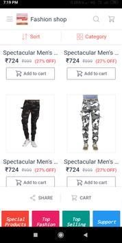 Fashion Shop screenshot 3