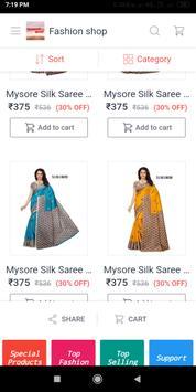 Fashion Shop screenshot 6