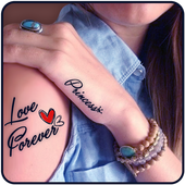 Tattoo My Photo icon