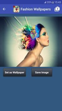 Fashion Wallpaper screenshot 5