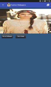 Fashion Wallpaper screenshot 12