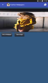 Fashion Wallpaper screenshot 15