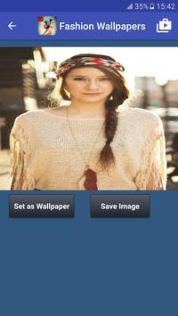 Fashion Wallpaper screenshot 2