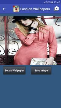 Fashion Wallpaper screenshot 3