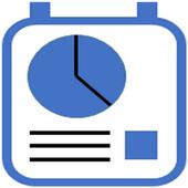 Dementia/Digital Diary/Clock icon