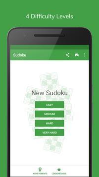 Sudoku screenshot 1
