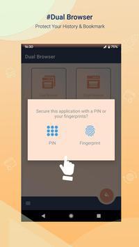 Fast Dual Browser screenshot 11