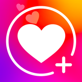 Likes+: Booster for Hearts & Fans ícone