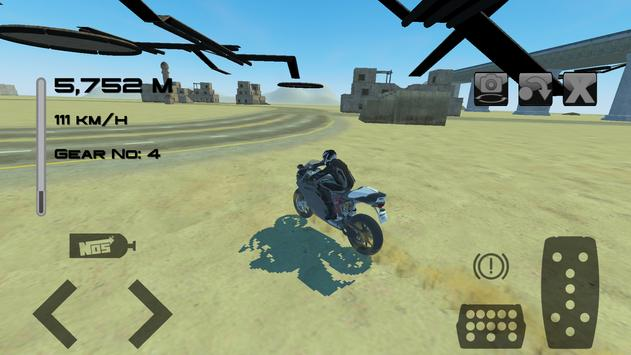 Fast Motorcycle Driver screenshot 1