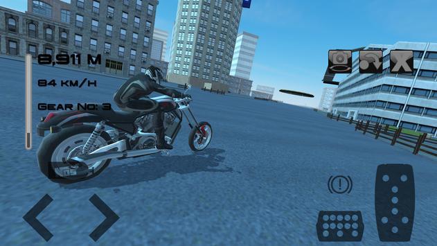 Fast Motorcycle Driver screenshot 2