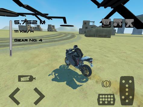 Fast Motorcycle Driver screenshot 7