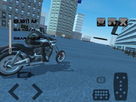 Fast Motorcycle Driver screenshot 8