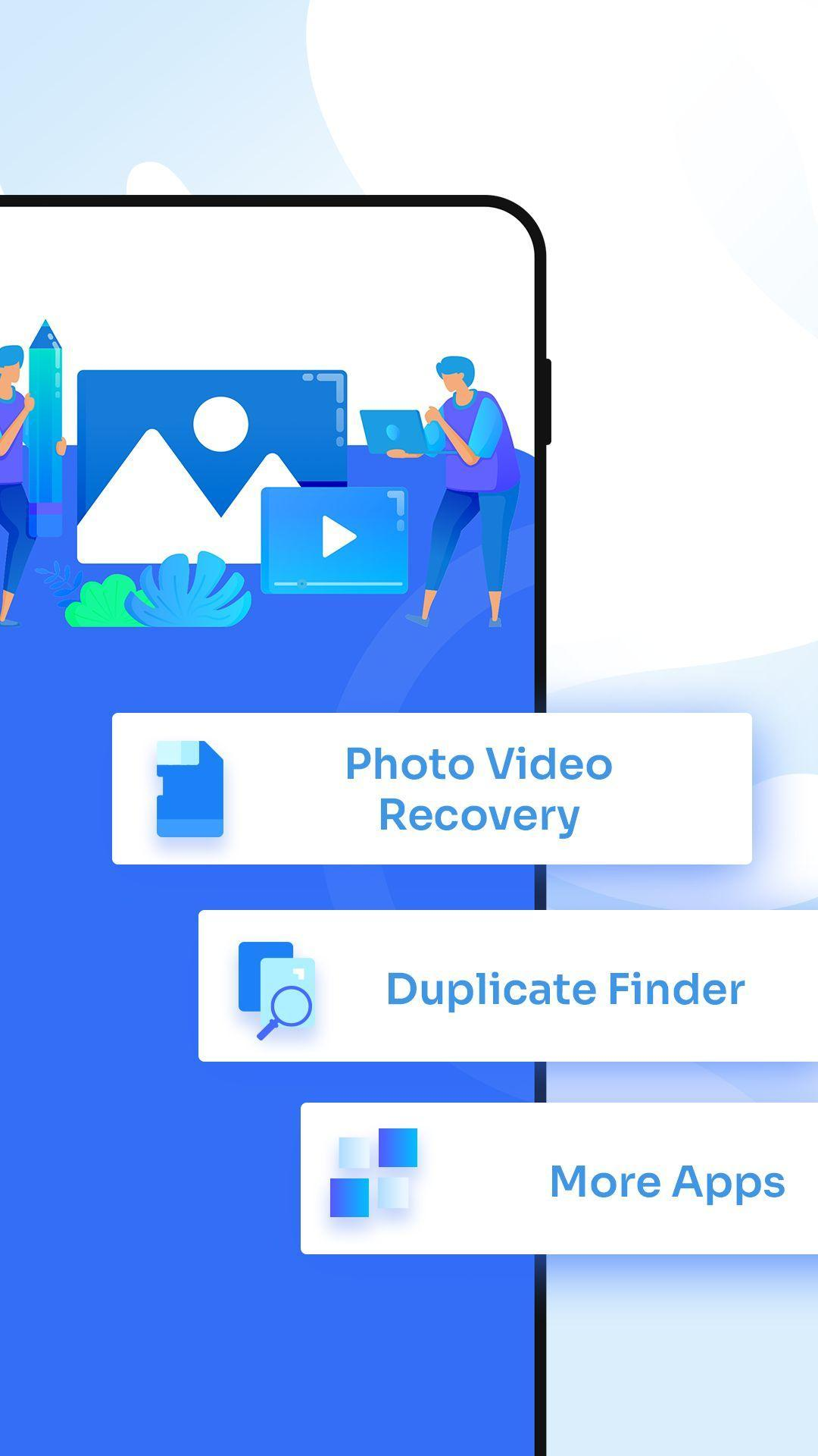 Fast Photo Video Recovery Remove Duplicate Files For Android Apk Download