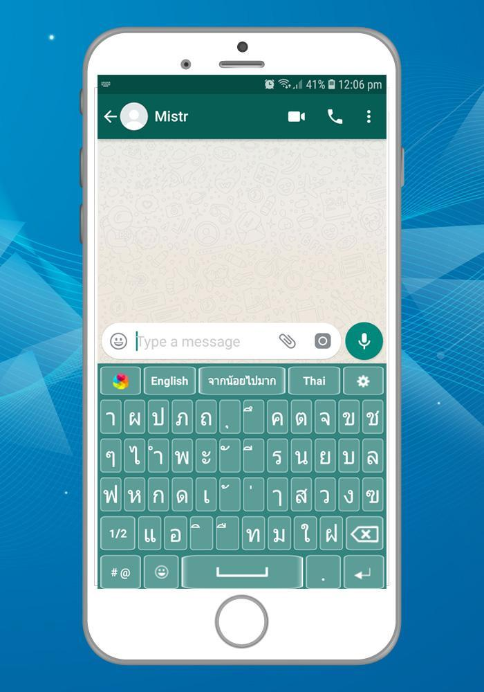 Thai English Keyboard 2019 For Android Apk Download