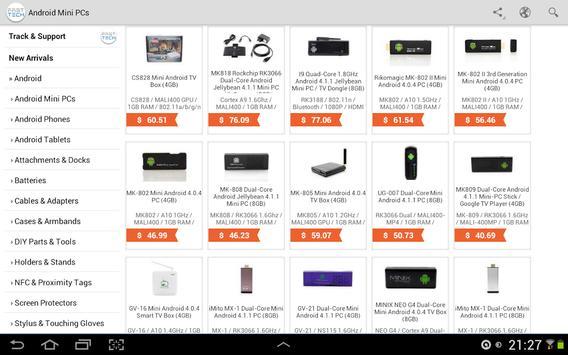 FastTech स्क्रीनशॉट 9