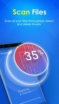 Limpiador de virus - Acelerador Antivirus captura de pantalla 6
