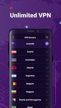 Wolf VPN screenshot 2