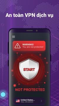 Wolf VPN ảnh chụp màn hình 1