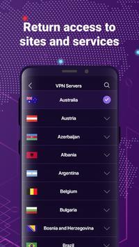Wolf VPN syot layar 2