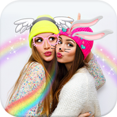 Filter for Selfie icon